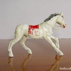 Figuras de Goma y PVC: BONITO CABALLO ANTIGUO. SIN COLA. Lote 204824633