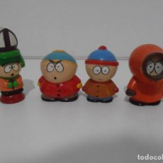 Figuras de Goma y PVC: FIGURA PVC, LOTE 4 PERSONAJES SOUTH PARK. Lote 204825151