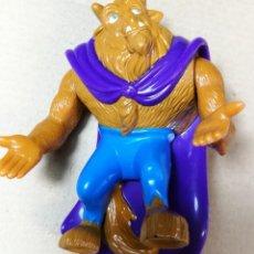 Figuras de Goma y PVC: DISNEY PLÁSTICO Y PVC PARA MC´DONALDS 1998 LA BELLA Y LA BESTIA. Lote 205076603