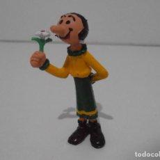 Figuras de Goma y PVC: FIGURA PVC, OLIVIA NOVIA DE POPEYE EL MARINO, FIGURA NUEVA DE ALMACEN, COMICS SPAIN. Lote 205106857