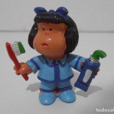 Figuras de Goma y PVC: FIGURA PVC, MAFALDA EN PIJAMA, COMICS SPAIN, FIGURA NUEVA DE ALMACEN. Lote 205114713