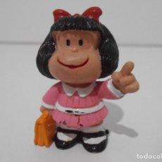 Figuras de Goma y PVC: FIGURA PVC, MAFALDA COLEGIO, COMICS SPAIN, FIGURA NUEVA DE ALMACEN. Lote 205114781