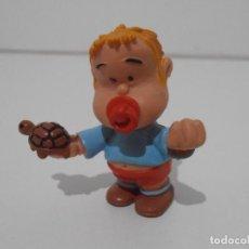 Figuras de Goma y PVC: FIGURA PVC, GUILLE HERMANO PEQUEÑO DE MAFALDA, COMICS SPAIN, FIGURA NUEVA DE ALMACEN. Lote 205115008