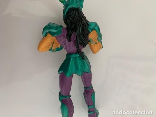 Figuras de Goma y PVC: MUÑECO EN GOMA PVC CABALLEROS DEL ZODIACO - Foto 3 - 205144711