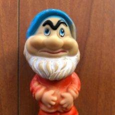 Figuras de Goma y PVC: LA ANTIGUA ENANITO DE BLANCANIEVES FAMOSA. Lote 205164595
