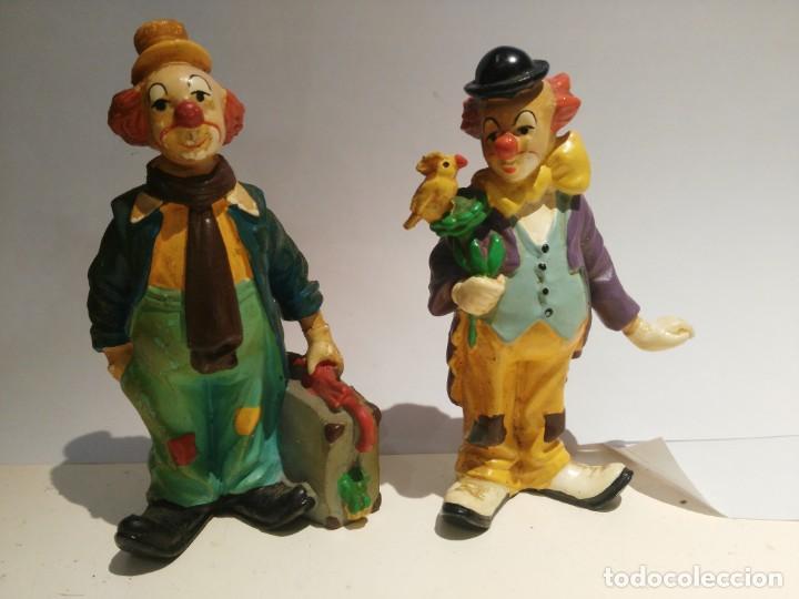 PAYASO - PAYASOS - BULLYLAND - BULLY - RARAS (Juguetes - Figuras de Goma y Pvc - Bully)