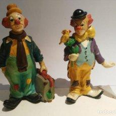 Figuras de Goma y PVC: PAYASO - PAYASOS - BULLYLAND - BULLY - RARAS. Lote 205200136
