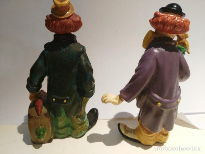 Figuras de Goma y PVC: payaso - payasos - bullyland - bully - RARAS - Foto 2 - 205200136