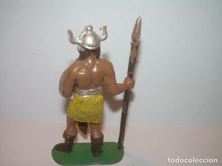 Figuras de Goma y PVC: CINCO FIGURAS DE PLASTICO. - Foto 11 - 205260117