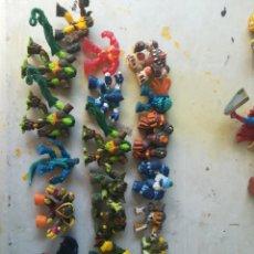 Figuras de Goma y PVC: LOTE GORMITI. Lote 205296558