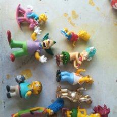 Figuras de Goma y PVC: LOTE FIGURAS SIMPSON. Lote 205296883
