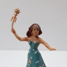 Figuras de Goma y PVC: AZUCENA . REALIZADA POR ESTEREOPLAST . ORIGINAL AÑOS 60. Lote 205319561