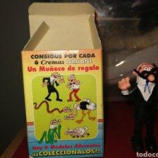 Figuras de Goma y PVC: FIGURA MORTADELO DANONE. Lote 205338966