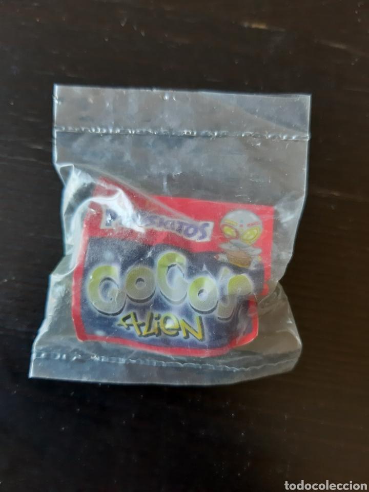 Figuras de Goma y PVC: GOGOS ALIEN PHOSKITOS NUEVO SIN ABRIR EN BLISTER - Foto 2 - 205354556