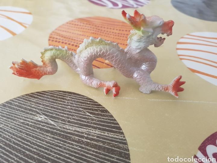 Figuras de Goma y PVC: Dragon pvc - Foto 2 - 205380587