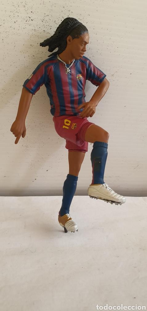 Figuras de Goma y PVC: FIGURAS O MUÑECOS GOMA PVC -JUGADORES DEL BARÇA YOLANDA - Foto 8 - 205386031