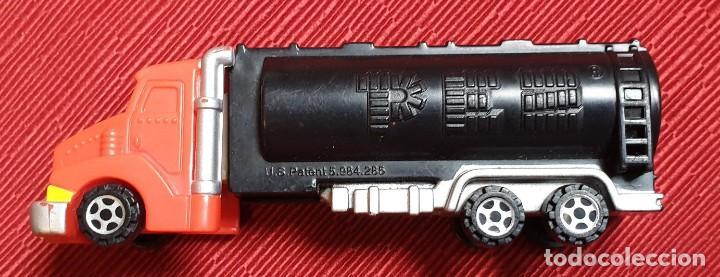 AMG-814 DISPENSADOR CARAMELOS PEZ, CAMIÓN (Juguetes - Figuras de Gomas y Pvc - Dispensador Pez)