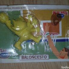 Figuras de Goma y PVC: FIGURA PVC DANONE GOMA BORRAR COBI BARCELONA DEL 92 BALONCESTO MUÑECO COLECCIÓN PREMIUM. Lote 205464603