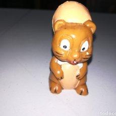 Figuras de Goma y PVC: YOLANDA FIGURA DE PVC AÑOS 80 MADE IN SPAIN COMANSI PERSONAJE TAOTAO TAO TAO ENRLAG. Lote 205559386