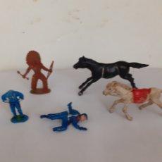 Figuras de Goma y PVC: LOTE FIGURAS VARIADAS PECH,REAMSA,JECSAN. Lote 205560853