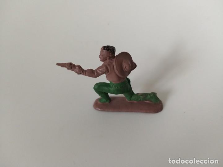 FIGURA VAQUERO REAMSA GOMA (Juguetes - Figuras de Goma y Pvc - Reamsa y Gomarsa)
