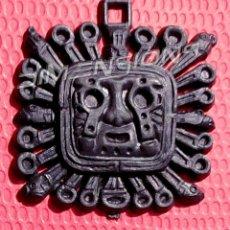 Figuras de Goma y PVC: MÁSCARA NEGRA ORZOWEI DE BIMBO Nº 5, ESPAÑOLA (TITO), DUNKIN, AÑOS 70-80 ESPECIAL SUBASTA. Lote 205661616
