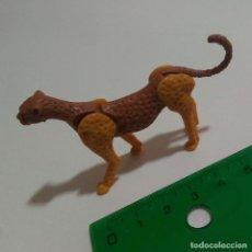 Figuras Kinder: KINDER GUEPARDO MONTABLE ANIMAL SELVA 1993 K 93 MUÑECO GEPARDO. Lote 205686712