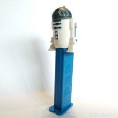 Dispensador Pez: R2-D2 DE STAR WARS - ARTOO-DETOO, DISPENSADOR PEZ (CHINA). Lote 205716858