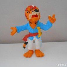 Figuras de Goma y PVC: FIGURA PVC GOMA SANDOKAN BRB 1992 FIGURE DIBUJOS ANIMADOS. Lote 205726560