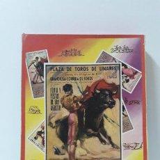 Figuras de Goma y PVC: CAJA DE LA CORRIDA DE TOROS - SIN CONTENIDO . REALIZADA POR PECH . ORIGINAL AÑOS 60. Lote 205732563