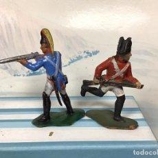 Figuras de Goma y PVC: FIGURA NAPOLEONICOS AGUSTINA ARAGON NAPOLEON REAMSA. Lote 205754372