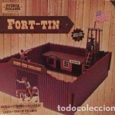 Figuras de Goma y PVC: FORT-TIN. Lote 205821243