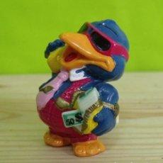 Figuras Kinder: FIGURA PVC KINDER SORPRESA DE LA COLECCIÓN DIE BINGO-BIRDS 1996. Lote 206145892