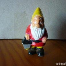 Figuras de Goma y PVC: ANTIGUA FIGURA ENANITO - 5 CM. Lote 206150967