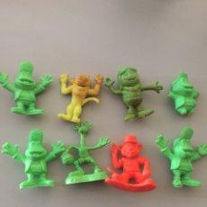 Figuras de Goma y PVC: PERSONAJES KELLOGS GOMA. Lote 206164078