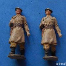 Figuras de Goma y PVC: DOS SOLDADOS PARACAIDISTAS.. Lote 206164088