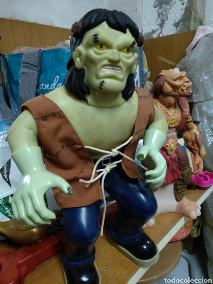 Figuras de Goma y PVC: Frankenstein - Foto 5 - 206187490