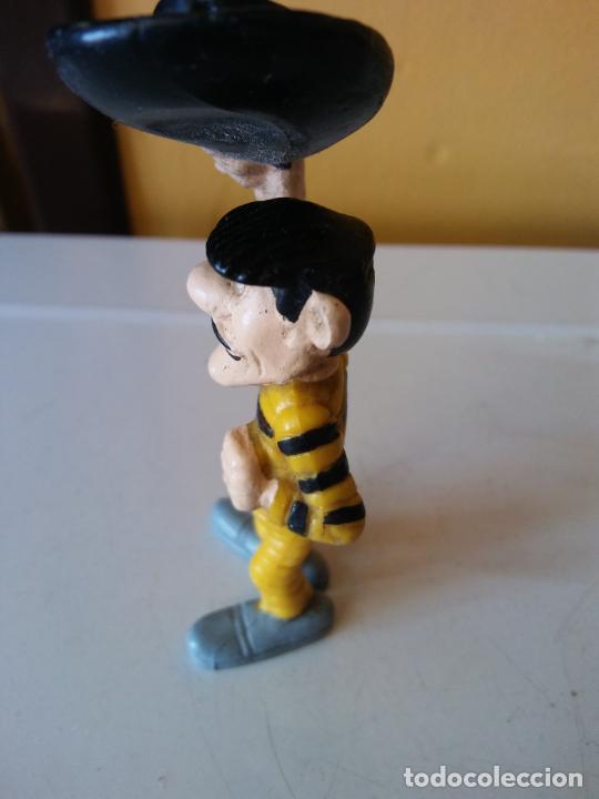 Figuras de Goma y PVC: MUÑECO DALTON. MORRIS DARGAUD 84. MEDIDAS 8*4 CM - Foto 3 - 206235563