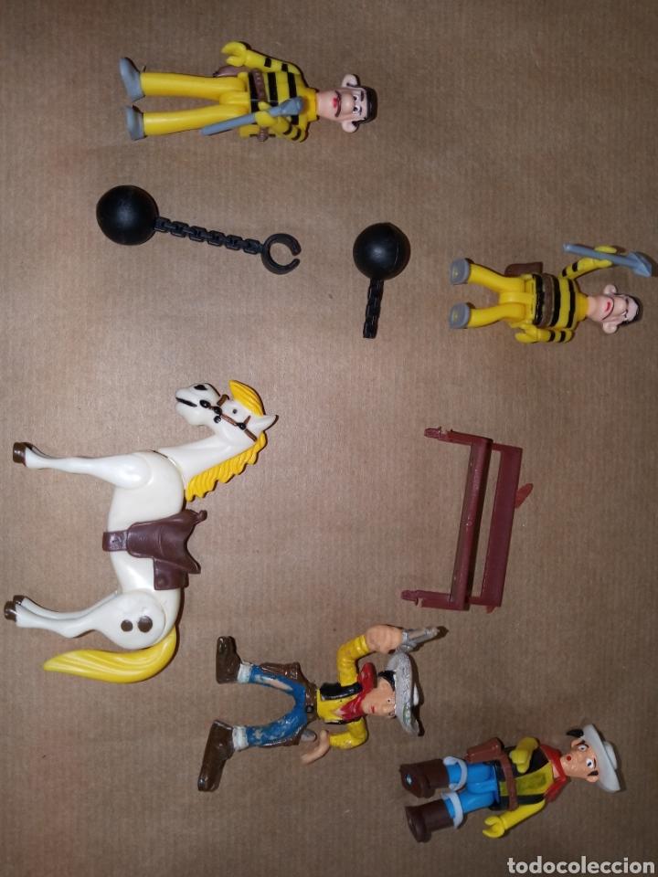 Figuras de Goma y PVC: LOTE COMANSI LUCKY LUKE - Foto 15 - 206270843