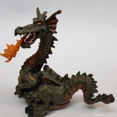 Figuras de Goma y PVC: FIGURA PLASTICO - DRAGON - 9 CM DE ALTURA - CAR191. Lote 206290016