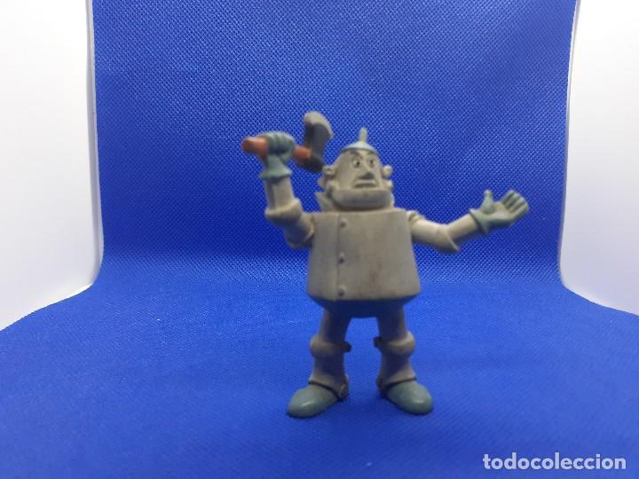 FIGURA MAGO DE OZ. EL HOMBRE HOJALATA. COMICS SPAIN (Juguetes - Figuras de Goma y Pvc - Comics Spain)