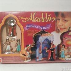 Figuras de Goma y PVC: ALADDIN ALADIN MINI PLAY SET DE MATTEL. Lote 206404557