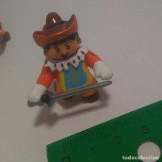Figuras Kinder: HARIBO EDADES HOMBRE MUÑECO MOSQUETERO ESPADACHIN ESPADA FIGURA FIGURITA. Lote 206407790