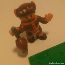Figuras Kinder: HARIBO EDADES HOMBRE MUÑECO FIGURA FIGURITA DANIEL BOONE CASTOR. Lote 206407875