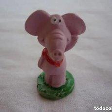 Figuras de Goma y PVC: FIGURA DE RESINA - ELEFANTE. Lote 206411717