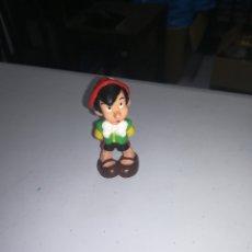 Figuras de Goma y PVC: WALT DISNEY FIGURA DE PVC AÑOS 90 PINOCHO ENRLAG. Lote 206417018