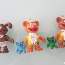 Figuras de Goma y PVC: LOTE PEQUEÑECOS COMIC SPAIN. Lote 206445968