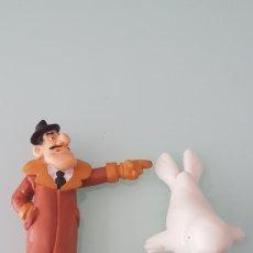 Figuras de Goma y PVC: ANTIGUAS FIGURAS PVC. Lote 206447013