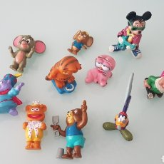 Figuras de Goma y PVC: LOTE ANTIGUAS FIGURAS PVC. Lote 206447333