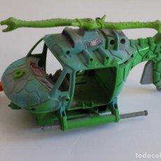 Figuras de Goma y PVC: HELICOPTERO DE LAS TORTUGAS NINJA. Lote 206450728